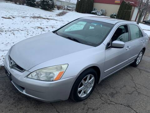2004 Honda Accord for sale at Luxury Cars Xchange in Lockport IL