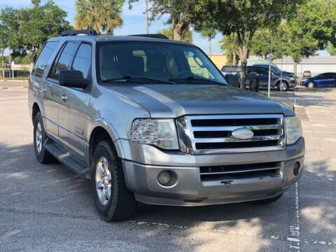 2008 Ford Expedition for sale at Carlando in Lakeland FL