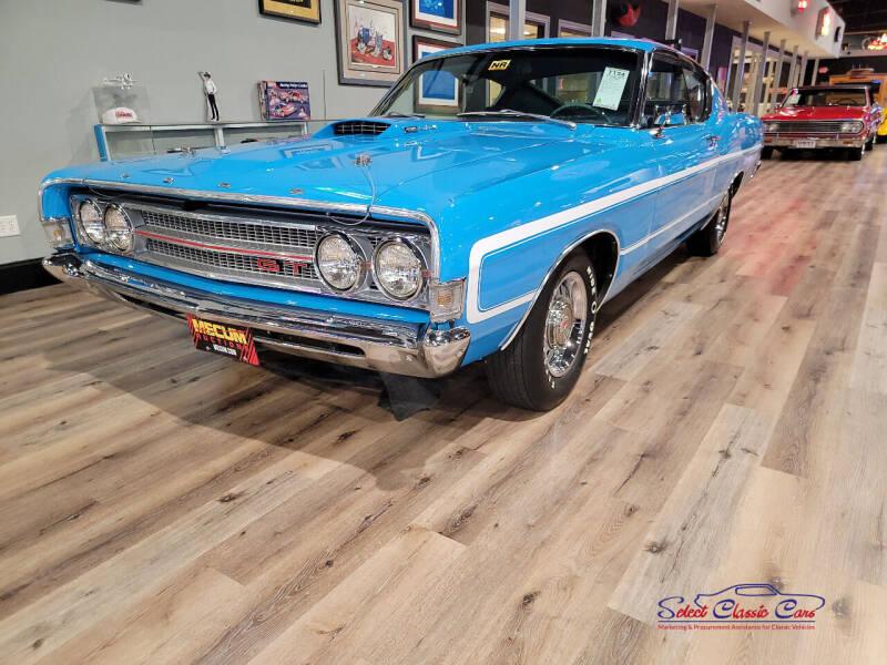 1969 Ford Torino for sale at SelectClassicCars.com in Hiram GA