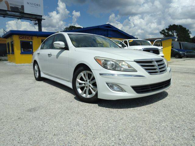 2013 Hyundai Genesis for sale at AUTOPARK AUTO SALES in Orlando FL