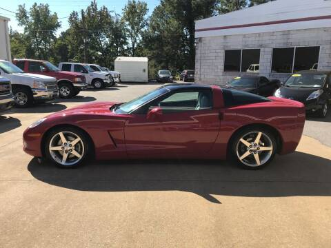 2005 Chevrolet Corvette for sale at Northwood Auto Sales in Northport AL