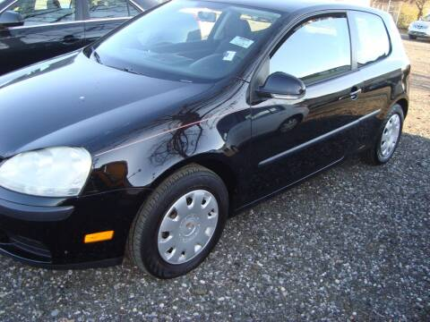 2007 Volkswagen Rabbit for sale at Branch Avenue Auto Auction in Clinton MD