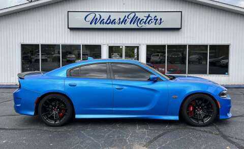 2018 Dodge Charger for sale at Wabash Motors in Terre Haute IN