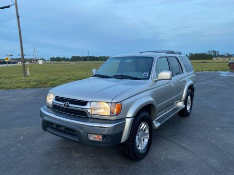 2001 Toyota 4Runner for sale at Select Auto Sales in Havelock NC