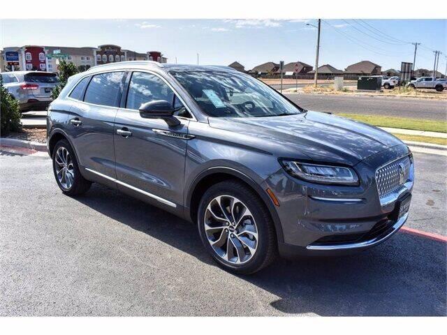 2021 Lincoln Nautilus for sale in Odessa, TX