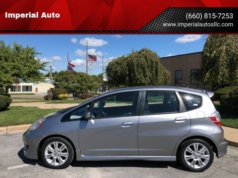 2009 Honda Fit for sale at Imperial Auto of Marshall in Marshall MO