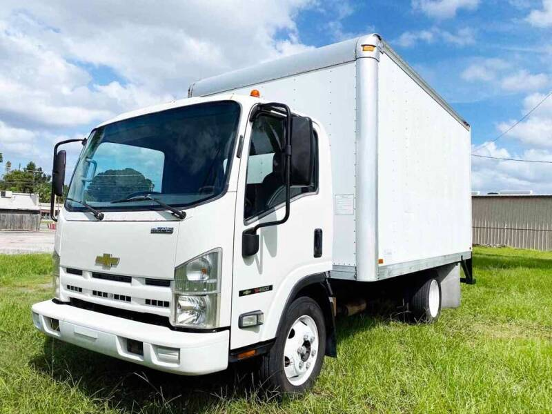 2009 GMC W4500 for sale at Scruggs Motor Company LLC in Palatka FL