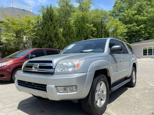 2005 Toyota 4Runner for sale at Global Pre-Owned in Fayetteville GA