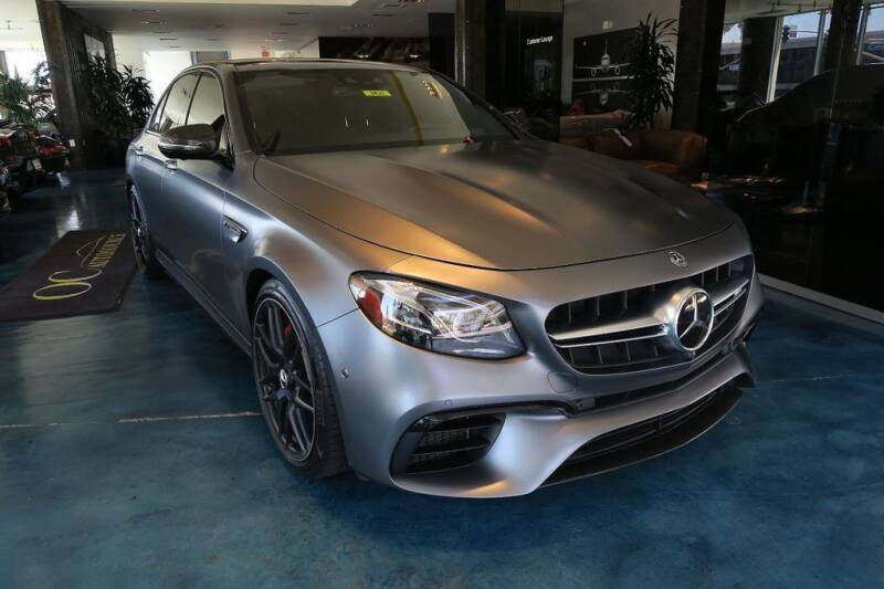 2018 Mercedes-Benz E-Class for sale at OC Autosource in Costa Mesa CA