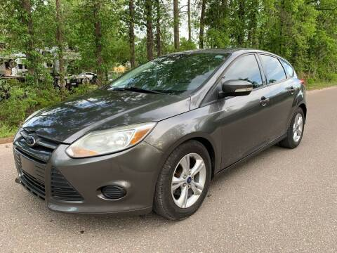 2013 Ford Focus for sale at Next Autogas Auto Sales in Jacksonville FL