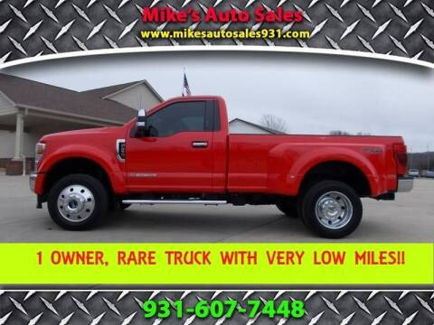 2021 Ford F-450 Super Duty for sale at Mike's Auto Sales in Shelbyville TN
