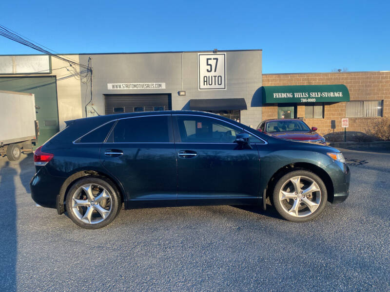 2014 Toyota Venza for sale at 57 AUTO in Feeding Hills MA