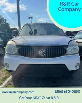 2006 Buick Rendezvous for sale at R&R Car Company in Mount Clemens MI