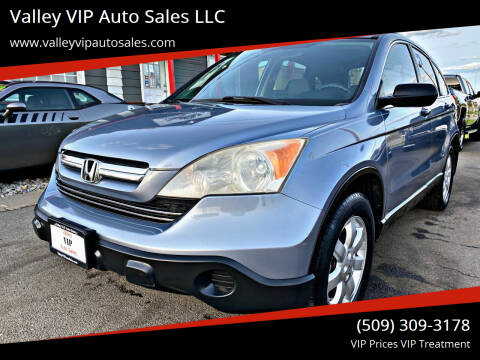 2007 Honda CR-V for sale at Valley VIP Auto Sales LLC in Spokane Valley WA