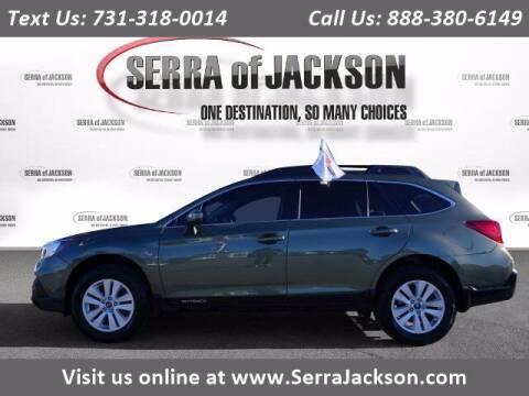 2018 Subaru Outback for sale at Serra Of Jackson in Jackson TN