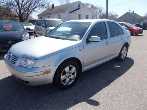 2003 Volkswagen Jetta for sale at Jenison Auto Sales in Jenison MI