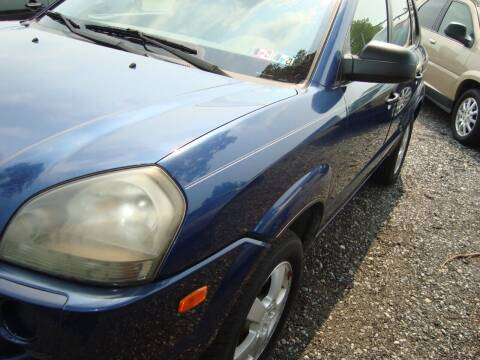 2006 Hyundai Tucson for sale at Branch Avenue Auto Auction in Clinton MD