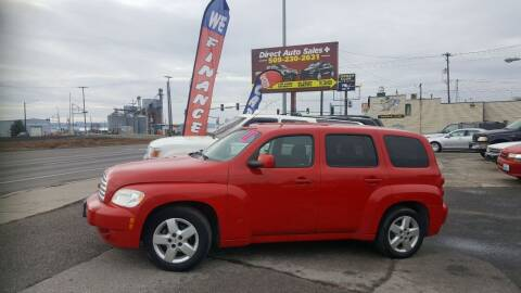 2011 Chevrolet HHR for sale at Direct Auto Sales+ in Spokane Valley WA