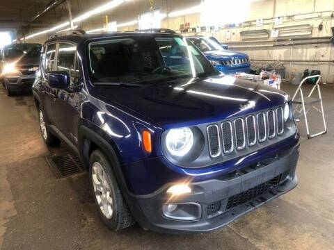 2018 Jeep Renegade for sale at Tim Short Auto Mall in Corbin KY