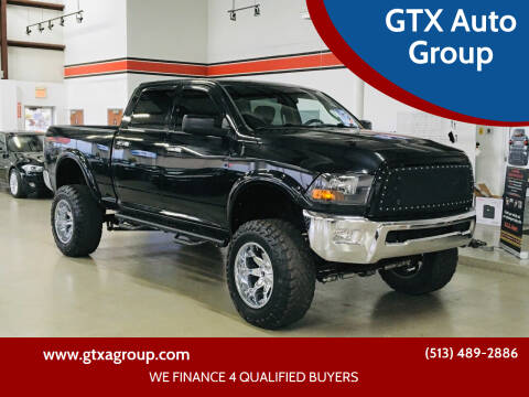 2010 Dodge Ram Pickup 2500 for sale at GTX Auto Group in West Chester OH