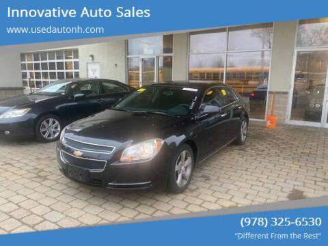 2012 Chevrolet Malibu for sale at Innovative Auto Sales in North Hampton NH