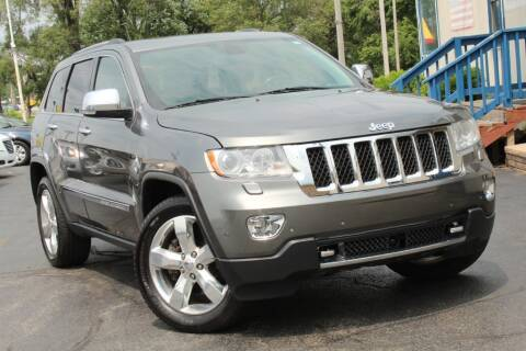2013 Jeep Grand Cherokee for sale at Dynamics Auto Sale in Highland IN