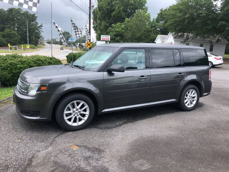2015 Ford Flex for sale at Dorsey Auto Sales in Anderson SC