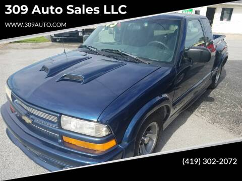 2000 Chevrolet S-10 for sale at 309 Auto Sales LLC in Harrod OH