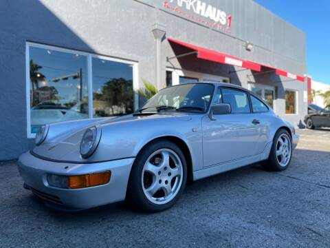 1990 Porsche 911 for sale at PARKHAUS1 in Miami FL