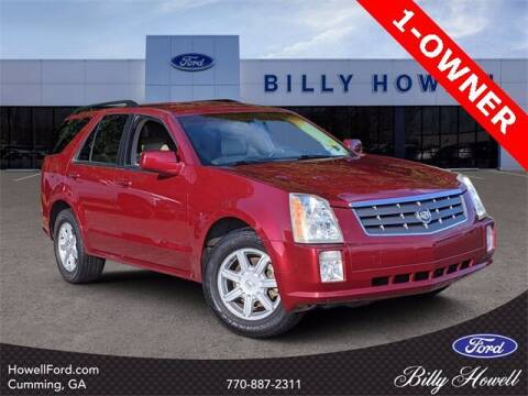 2005 Cadillac SRX for sale at BILLY HOWELL FORD LINCOLN in Cumming GA