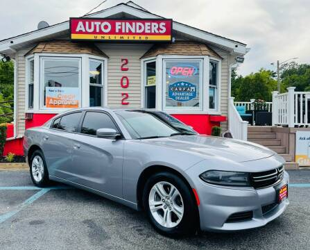 2015 Dodge Charger for sale at Auto Finders Unlimited LLC in Vineland NJ