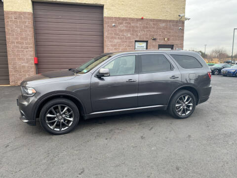 2017 Dodge Durango for sale at CarNu  Sales in Warminster PA