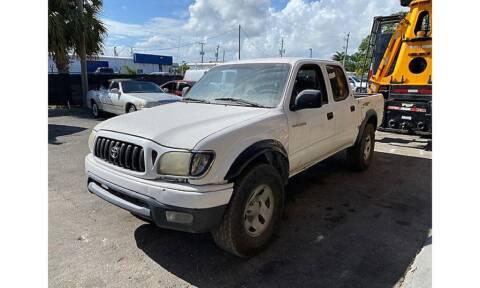 2001 Toyota Tacoma for sale at Florida Auto & Truck Exchange in Bradenton FL