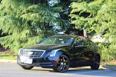 2015 Cadillac ATS for sale at Quality Auto in Manassas VA