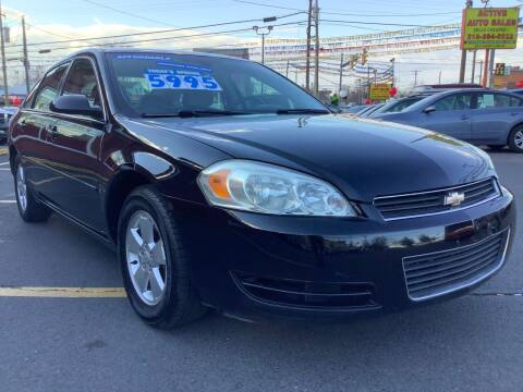 2006 Chevrolet Impala for sale at Active Auto Sales in Hatboro PA