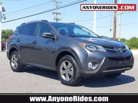 2015 Toyota RAV4 for sale at ANYONERIDES.COM in Kingsville MD