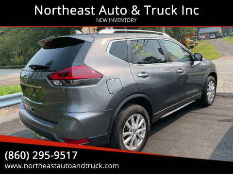 2018 Nissan Rogue for sale at Northeast Auto & Truck Inc in Marlborough CT