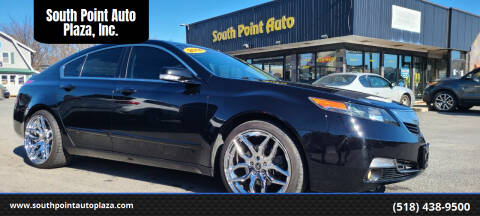 2014 Acura TL for sale at South Point Auto Plaza, Inc. in Albany NY