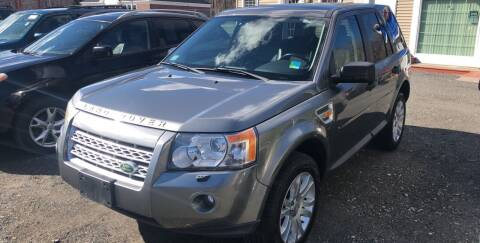 2008 Land Rover LR2 for sale at AUTO OUTLET in Taunton MA