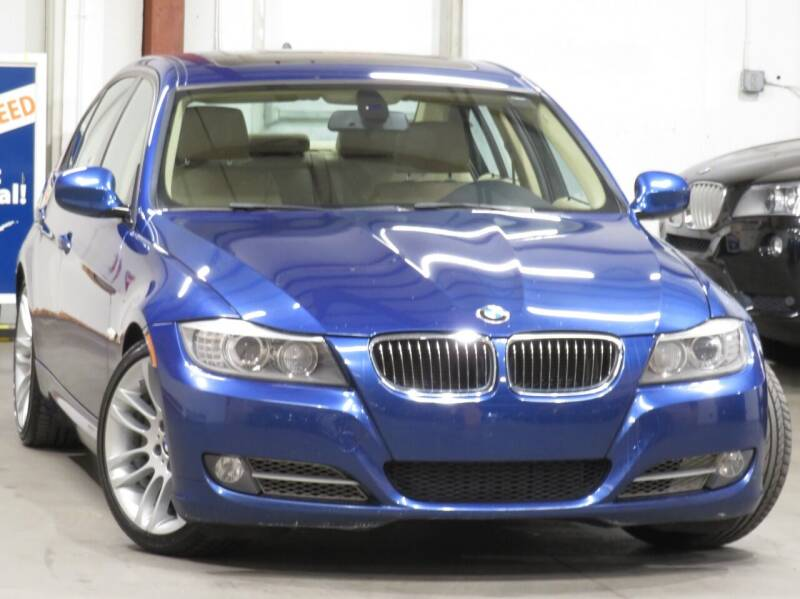 2011 BMW 3 Series for sale at CarPlex in Manassas VA