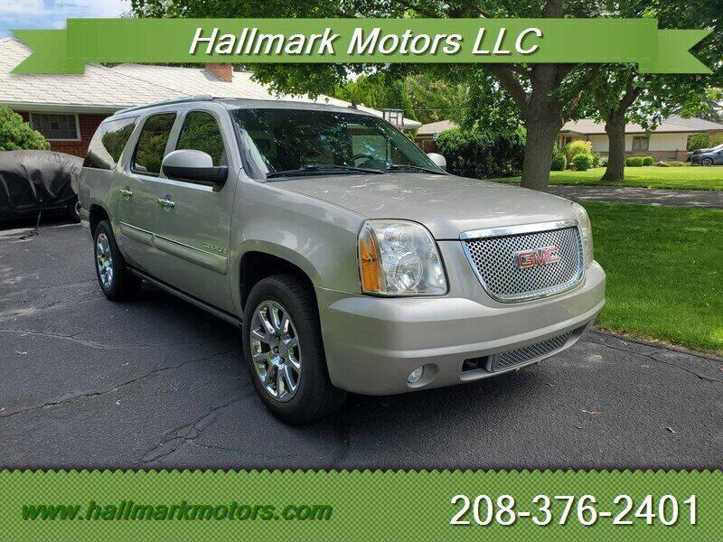 2007 GMC Yukon XL for sale at HALLMARK MOTORS LLC in Boise ID