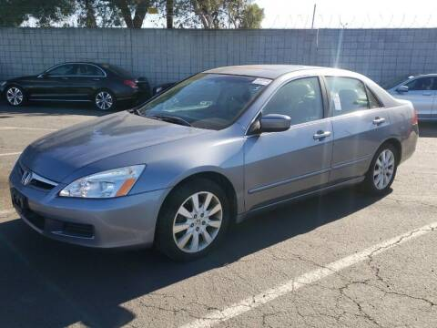 2007 Honda Accord for sale at A.I. Monroe Auto Sales in Bountiful UT