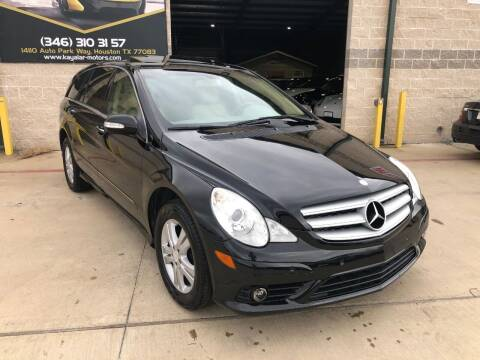 2008 Mercedes-Benz R-Class for sale at KAYALAR MOTORS in Houston TX