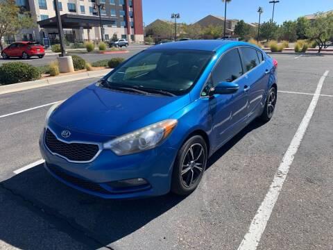 2014 Kia Forte for sale at Freedom Auto Sales in Albuquerque NM