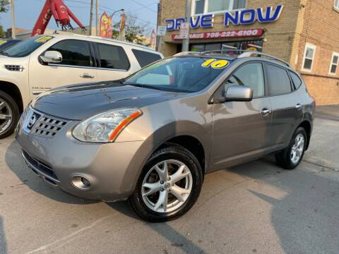 2010 Nissan Rogue for sale at Drive Now Autohaus in Cicero IL