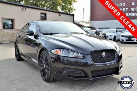 2015 Jaguar XF for sale at LAKESIDE MOTORS, INC. in Sachse TX