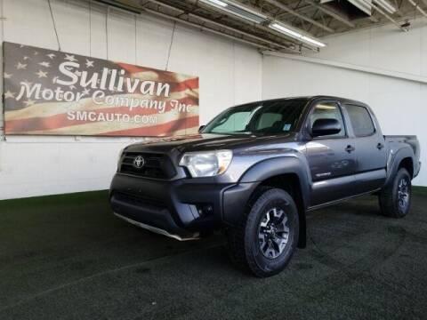 2014 Toyota Tacoma for sale at SULLIVAN MOTOR COMPANY INC. in Mesa AZ