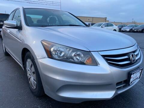 2012 Honda Accord for sale at VIP Auto Sales & Service in Franklin OH