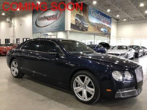 2014 Bentley Flying Spur for sale at Godspeed Motors in Charlotte NC