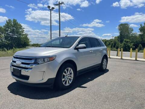 2012 Ford Edge for sale at Instant Auto Sales in Chillicothe OH